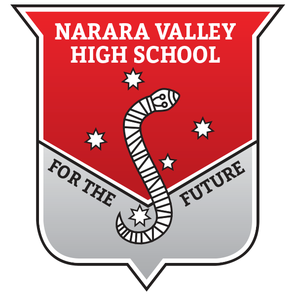 Narara Valley High School logo